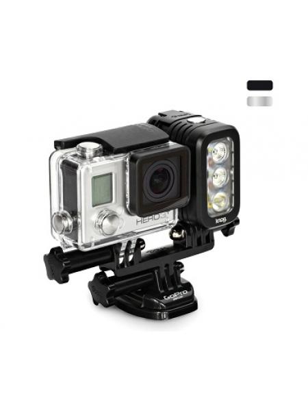 Knog QUDOS ACTION – фонарь для камер GoPro